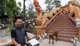 Mit dem Velo und Hunden um die Welt, Teil 20