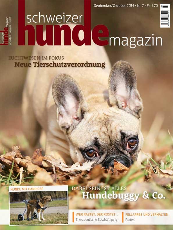 Schweizer Hundemagazin 07/14