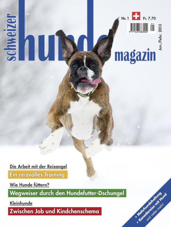 Schweizer Hunde Magazin 1/2013