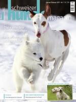 Schweizer Hunde Magazin Nr. 1 / 2015